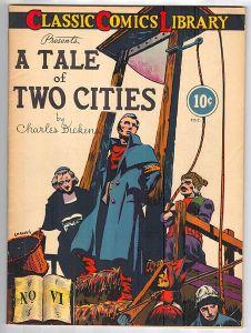 Le Conte des deux cités en anglais